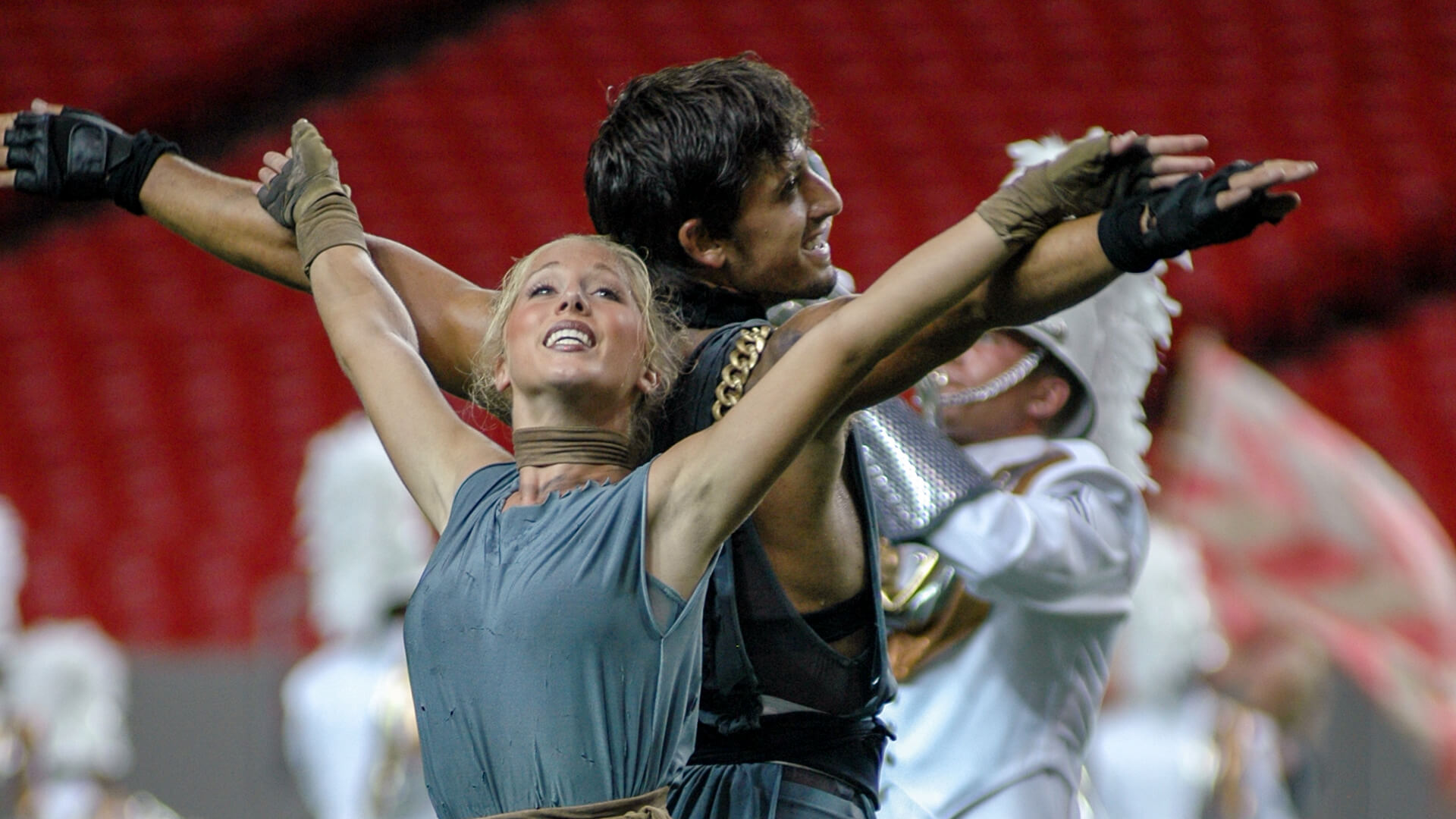Regiment returning to coed color guard