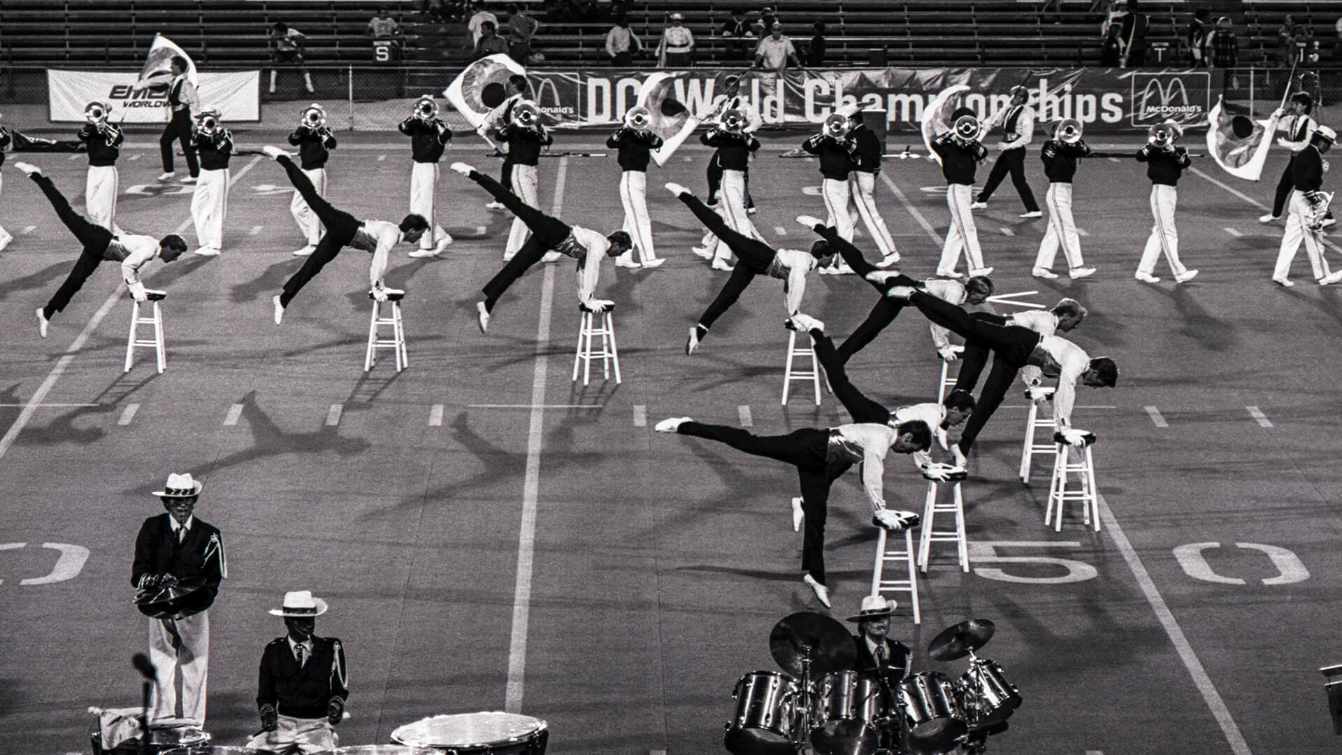 Spotlight of the Week: 1986 Madison Scouts