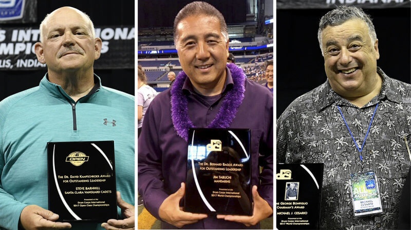 2017 DCI Directors of the Year