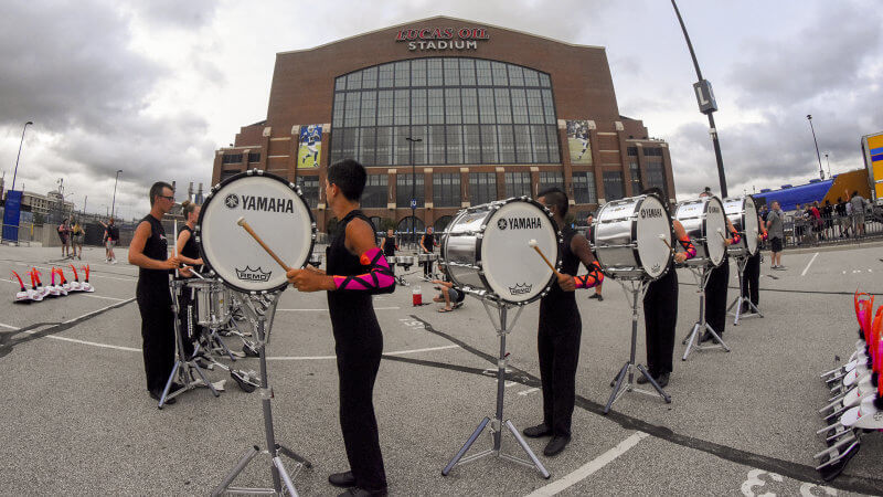 Earasers Musicians Earplugs to present DCI World Championship Semifinals