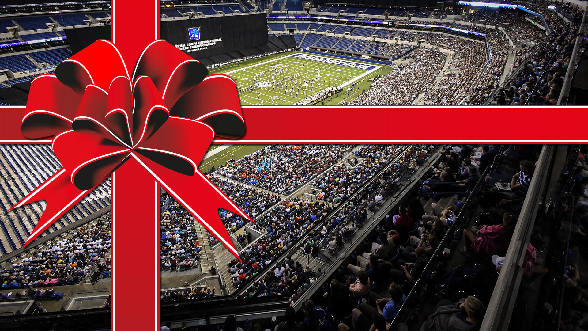 5 creative ways to gift DCI tickets for Christmas