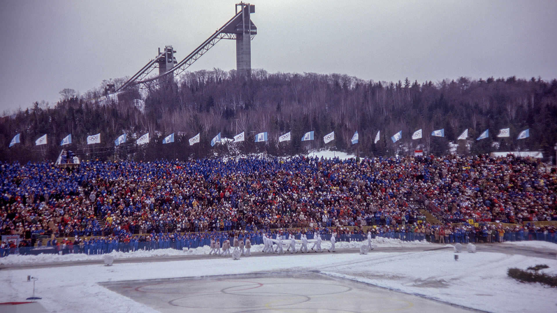 27th Lancers 1980 Olympics