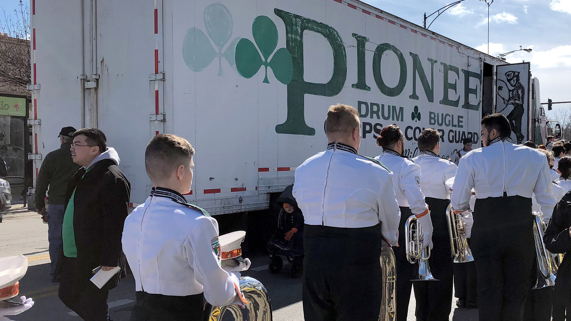 Pioneer brings its Irish flair to one of Chicago's most popular St. Patrick's events