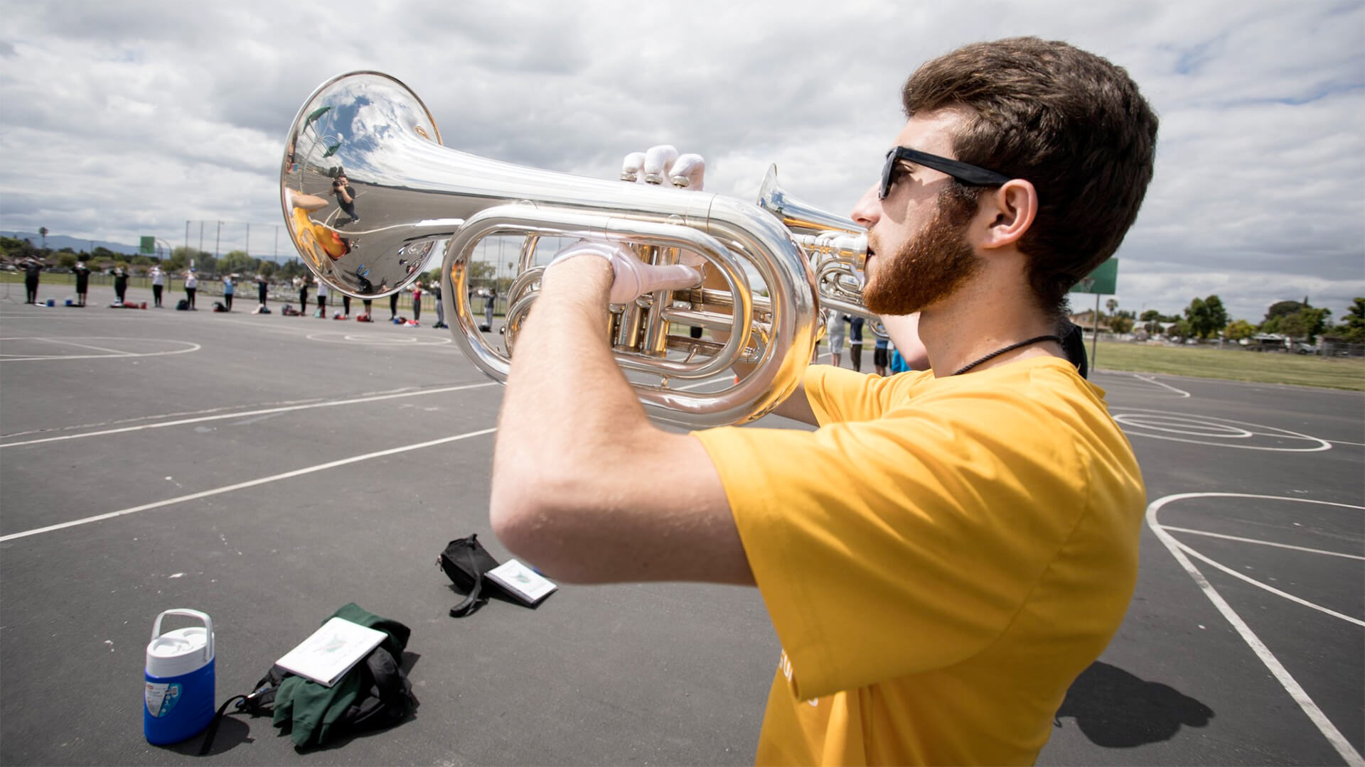 Vanguard Cadets focus on building bonds as summer approaches