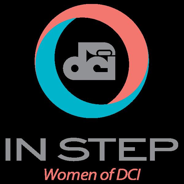 IN STEP logo