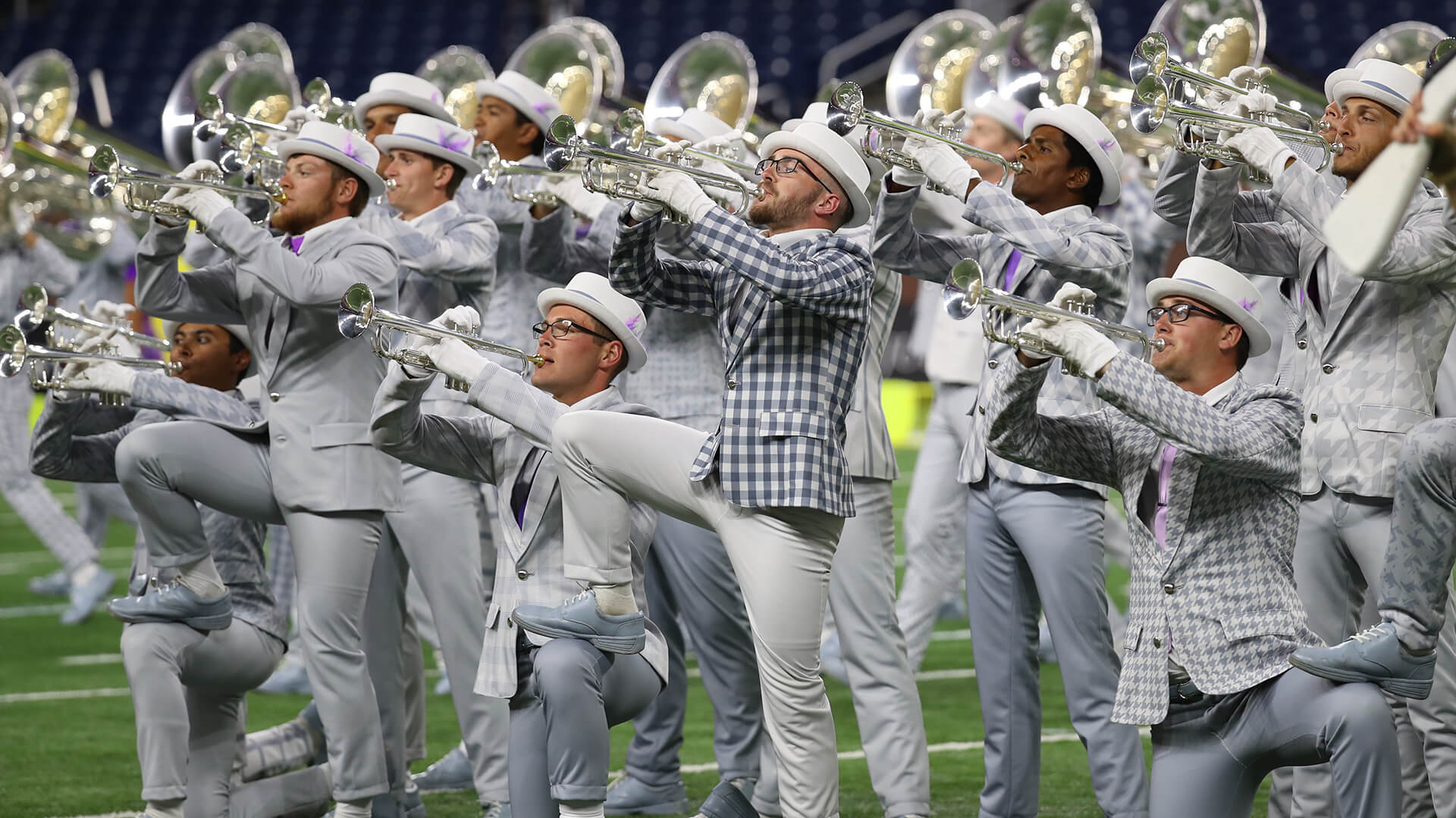 Bluecoats take first chair with season-opening victory