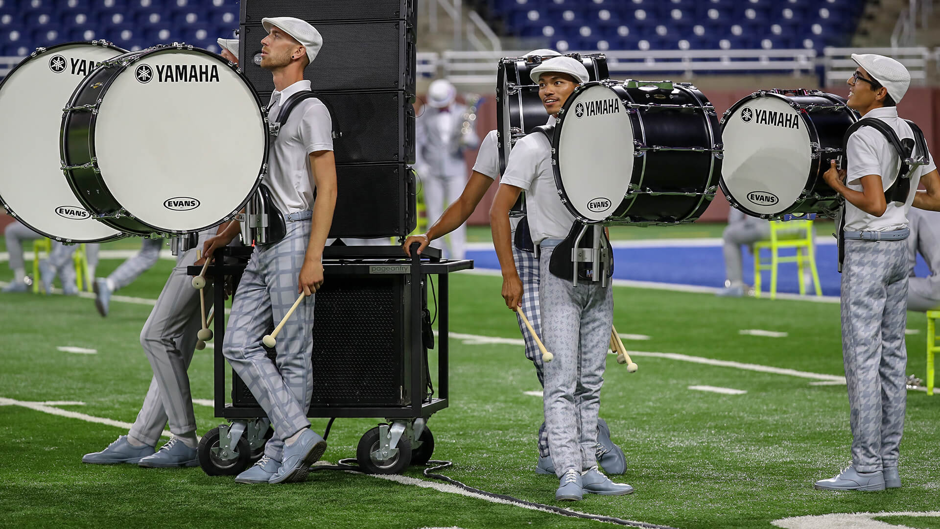 Pageantry Innovations signs as presenting sponsor of DCI Mesquite