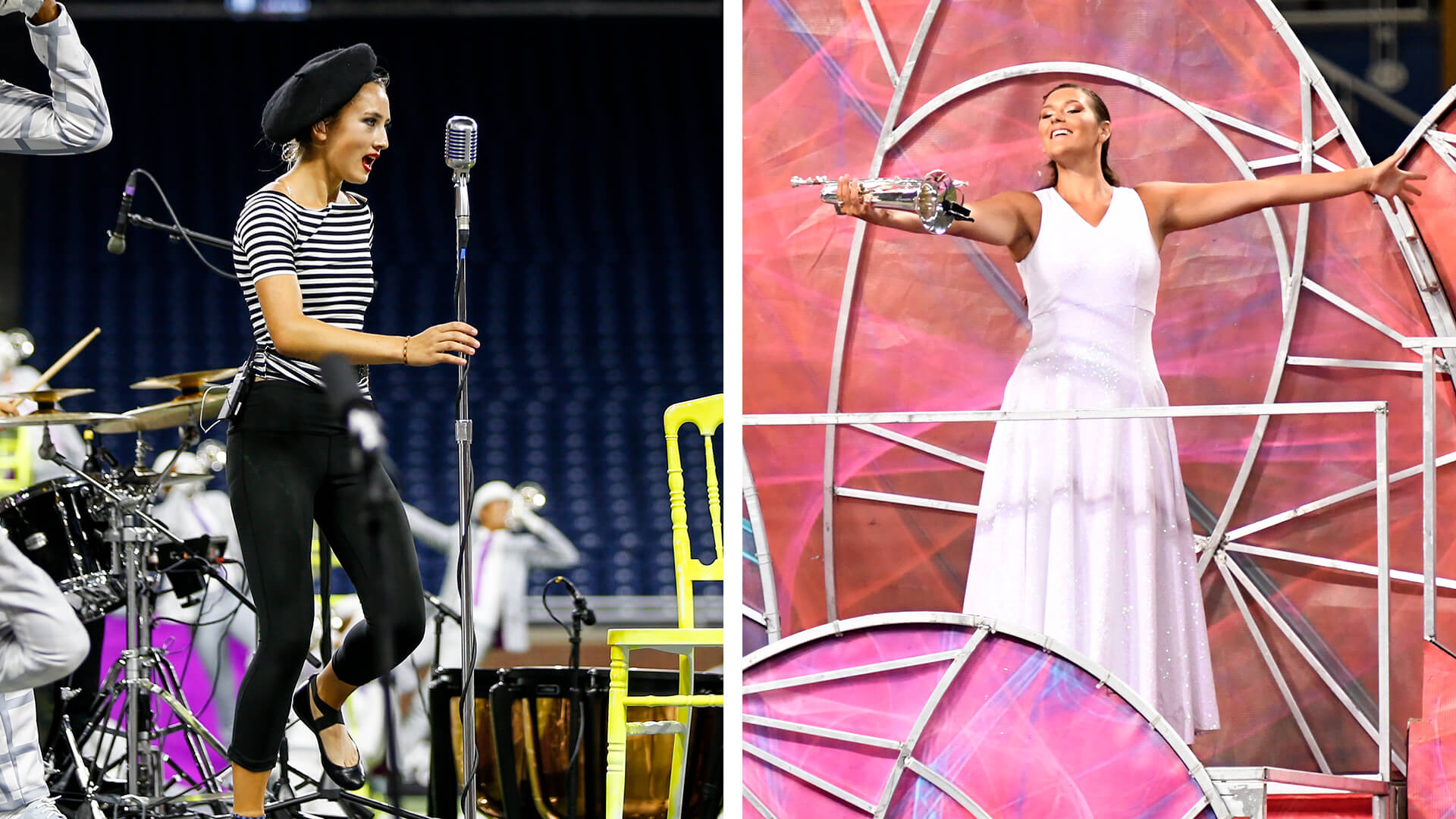Two of 2018's dynamic soloists