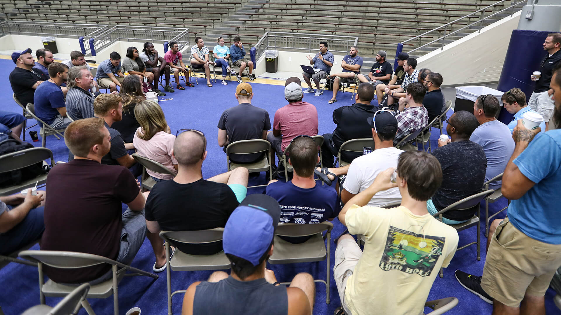 Instructors summit brings together creative minds