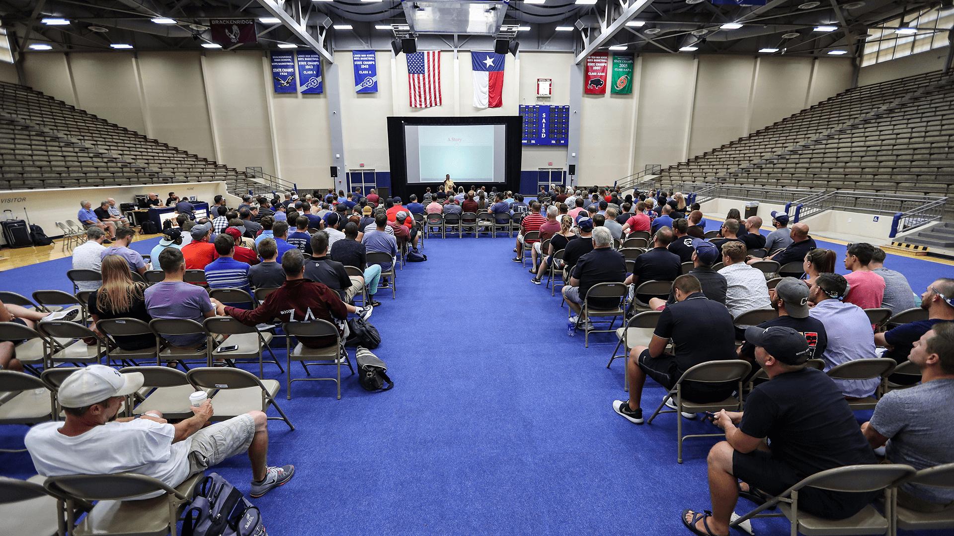Instructors Summit