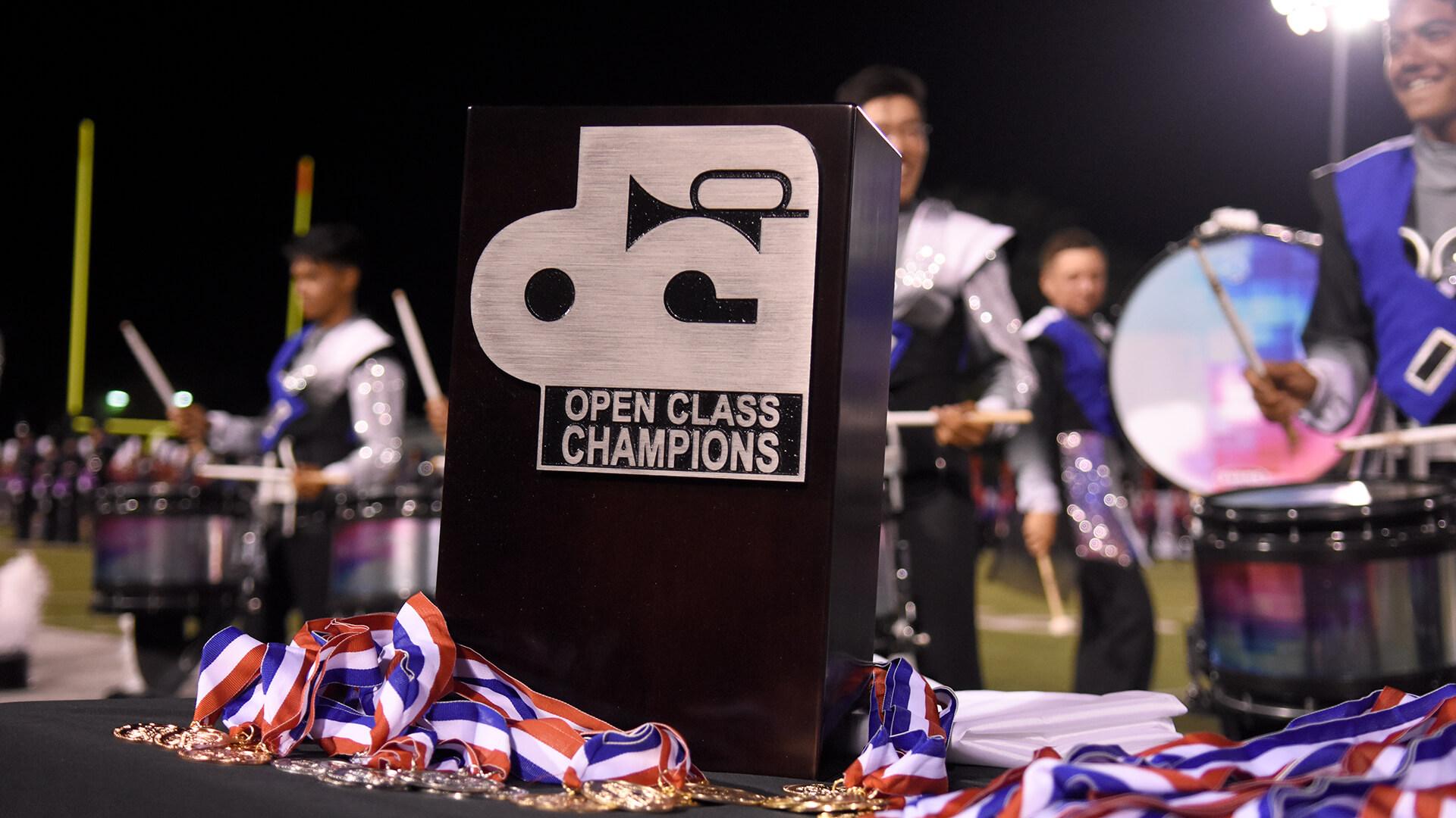 Open Class Trophy