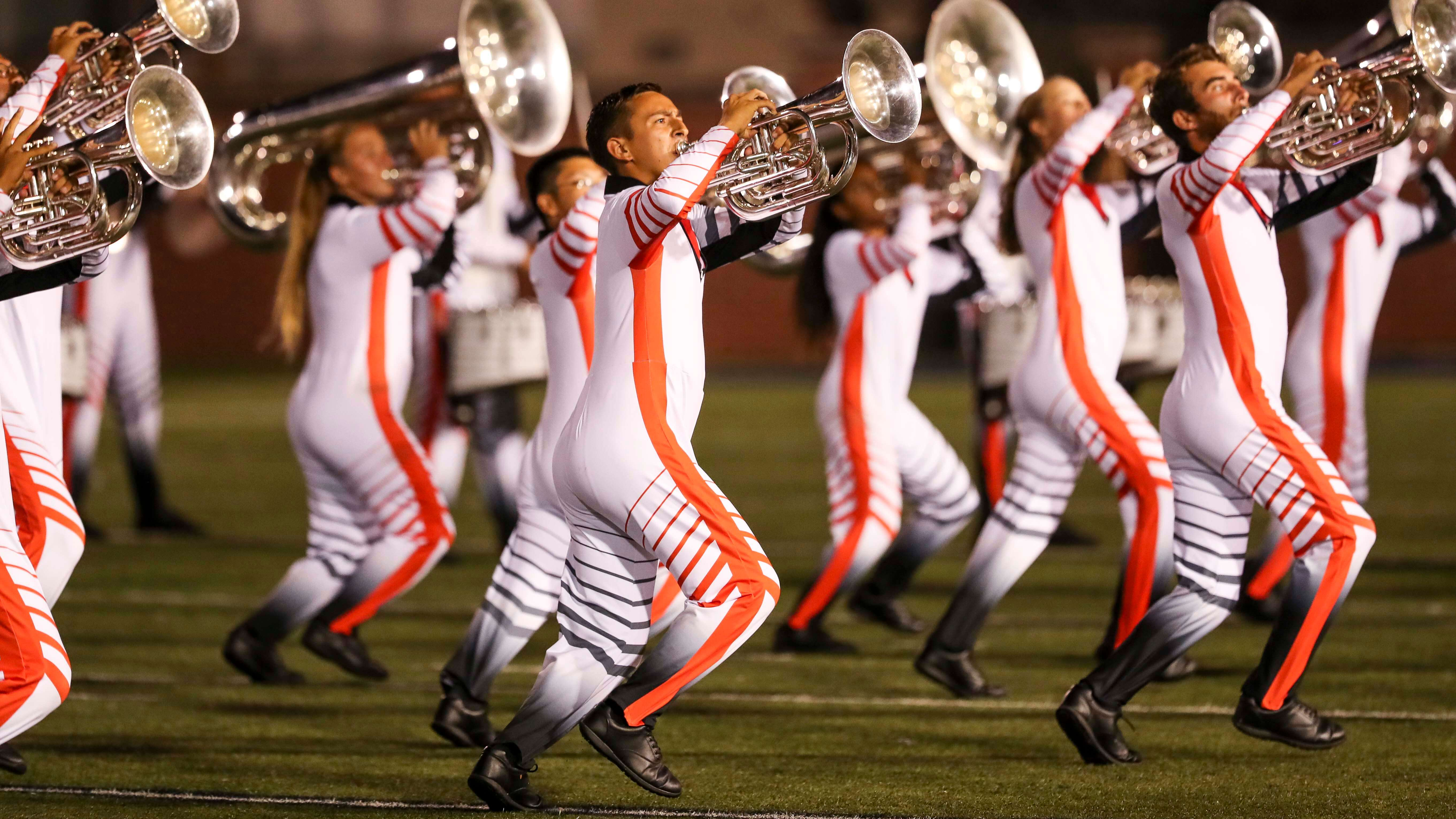 Less than a point separates top corps in ultra-competitive Open Class Prelims