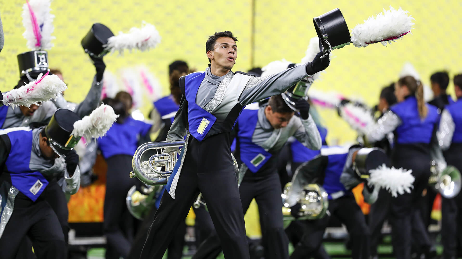 Open Class corps seize World Class opportunity in Indy