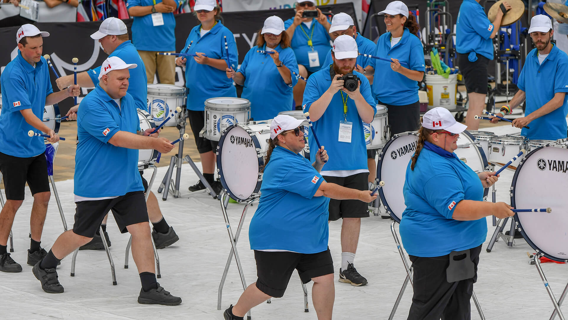 Calgary Stampede Taking Indy Drumline Battle Crown Back To