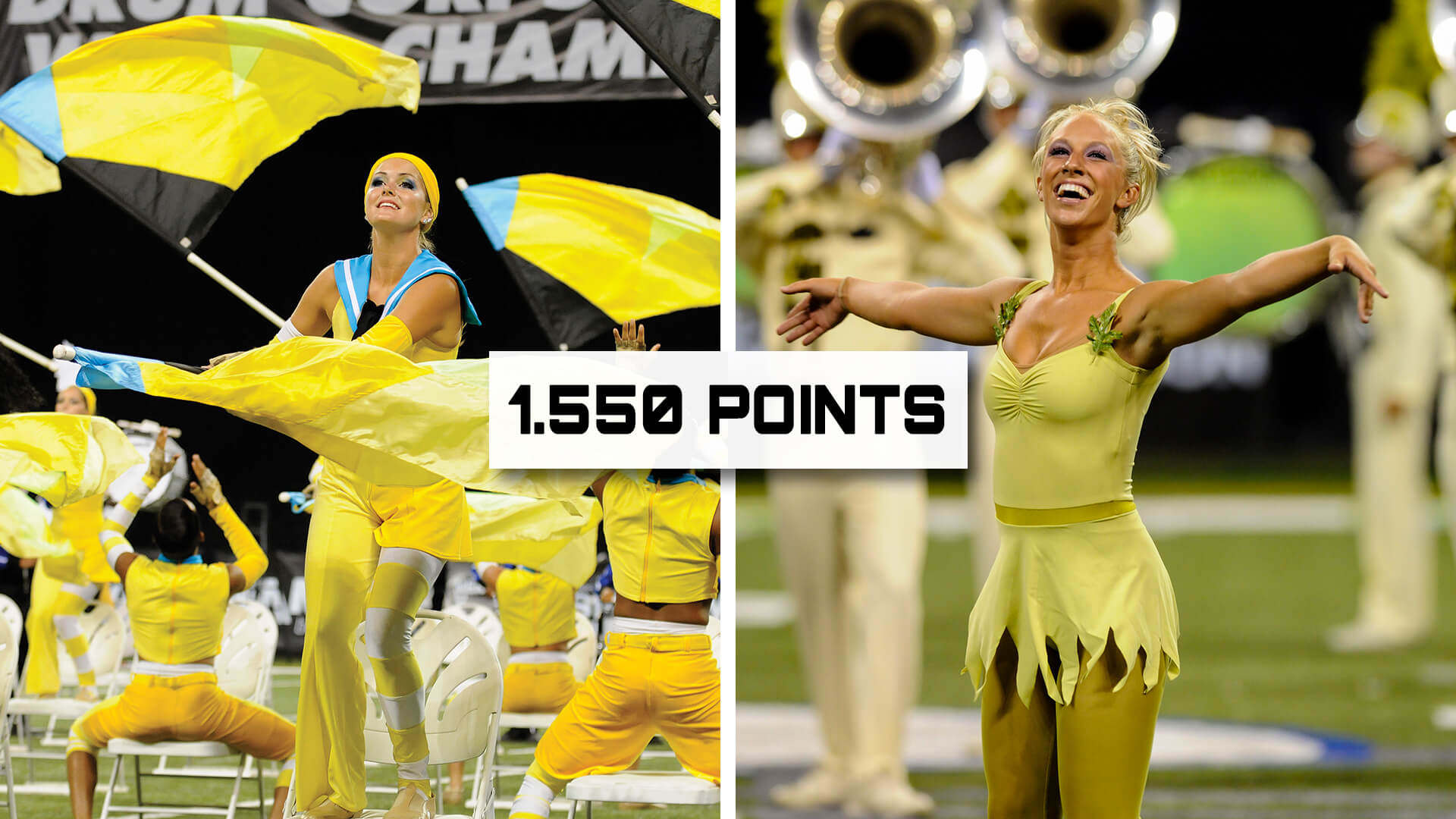 1.400 points - 2009