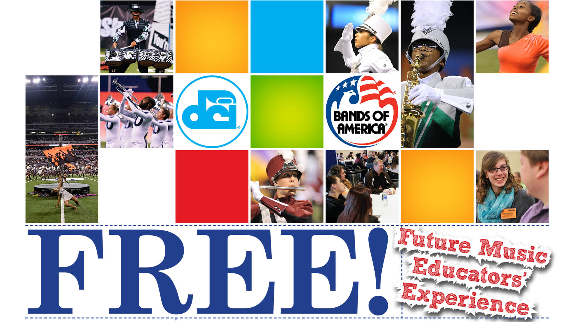 College students: Here's your free ticket to the BOA Grand Nationals