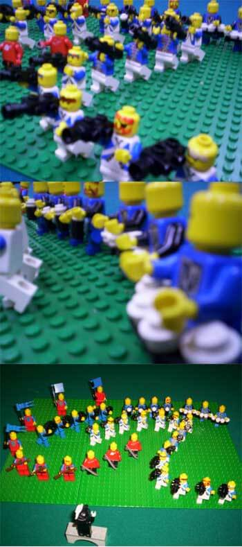 The Lego Z-pull