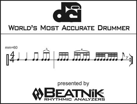 Play This To Become The Worlds Most Accurate Drummer