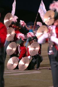 Image result for santa clara vanguard cymbals