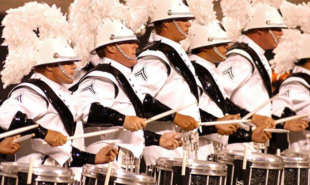 Spotlight of the Week: 2003 Phantom Regiment, 'Harmonic Journey'