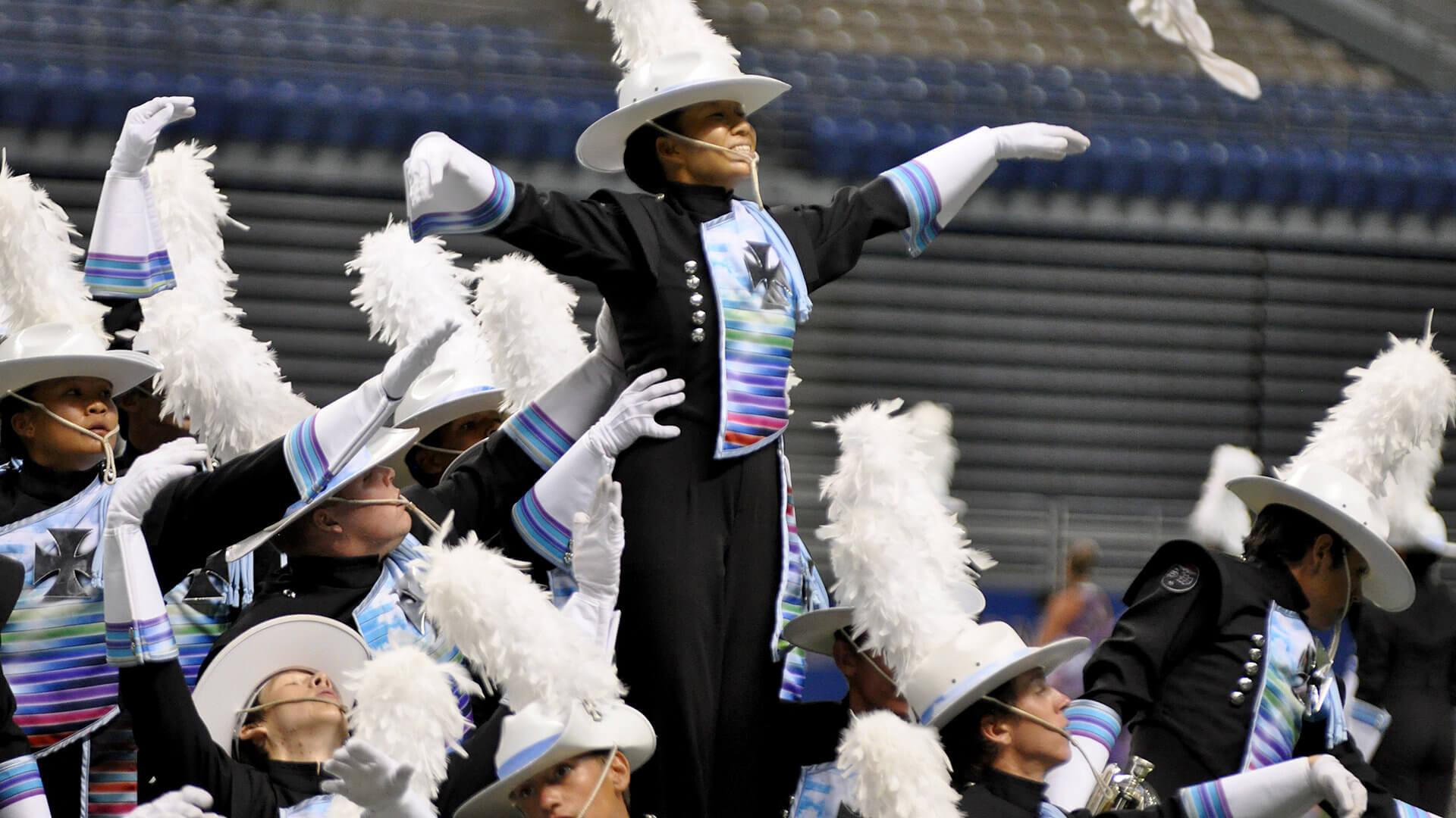 Photos: DCI Southwestern Championship (San Antonio)