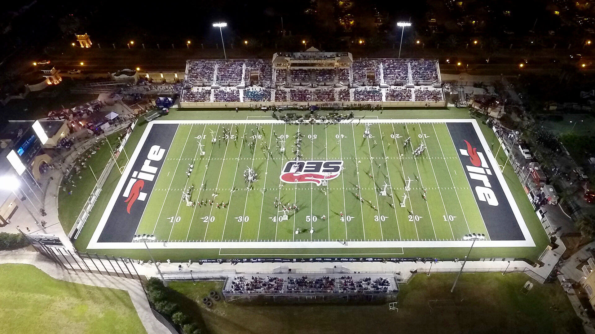 Sellout crowd welcomes return of DCI Tour to Florida