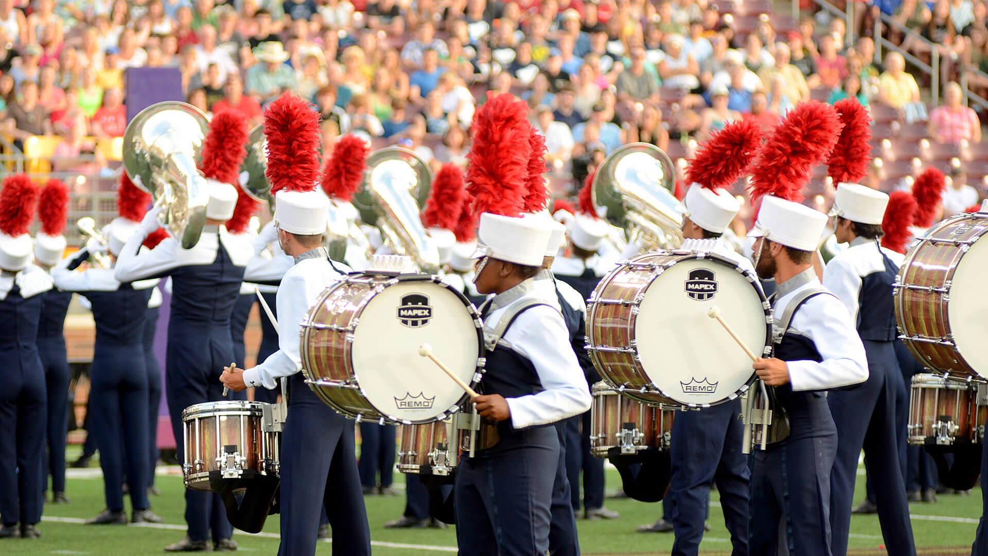 DCI Minnesota event on schedule for Saturday, July 16