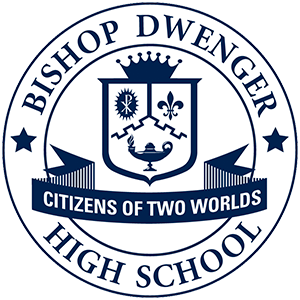 Bishop Dwenger Marching Saints