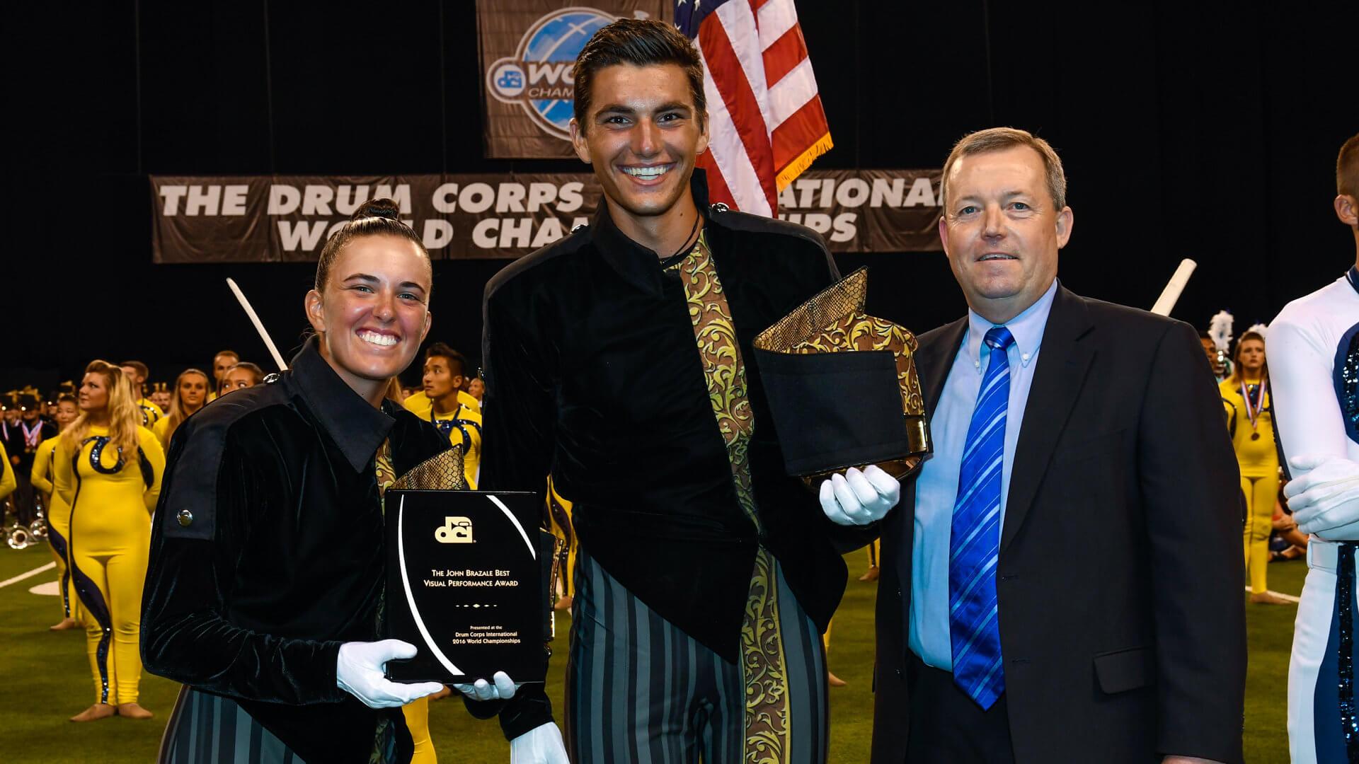 2016 DCI World Championship caption award winners
