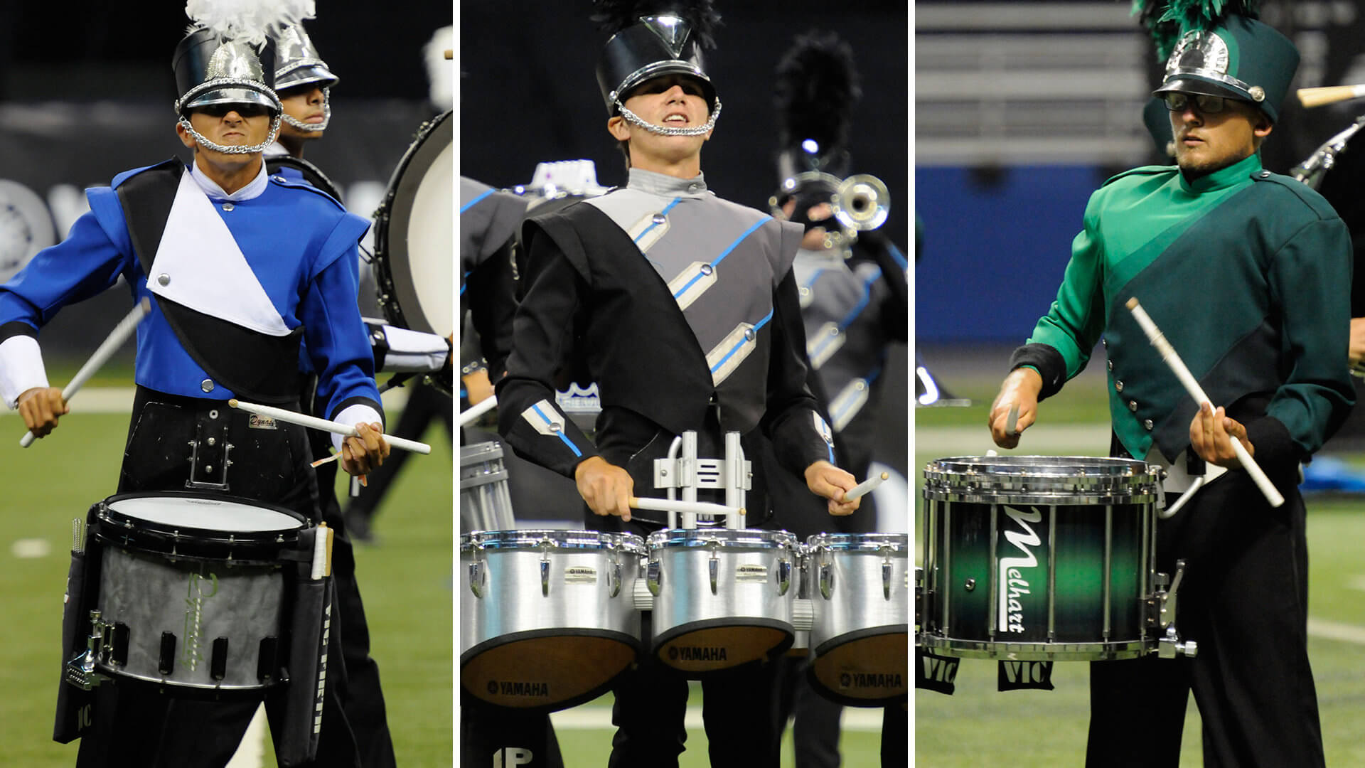 Field Pass Podcast: 25 and 10 to new in DCI's Open Class
