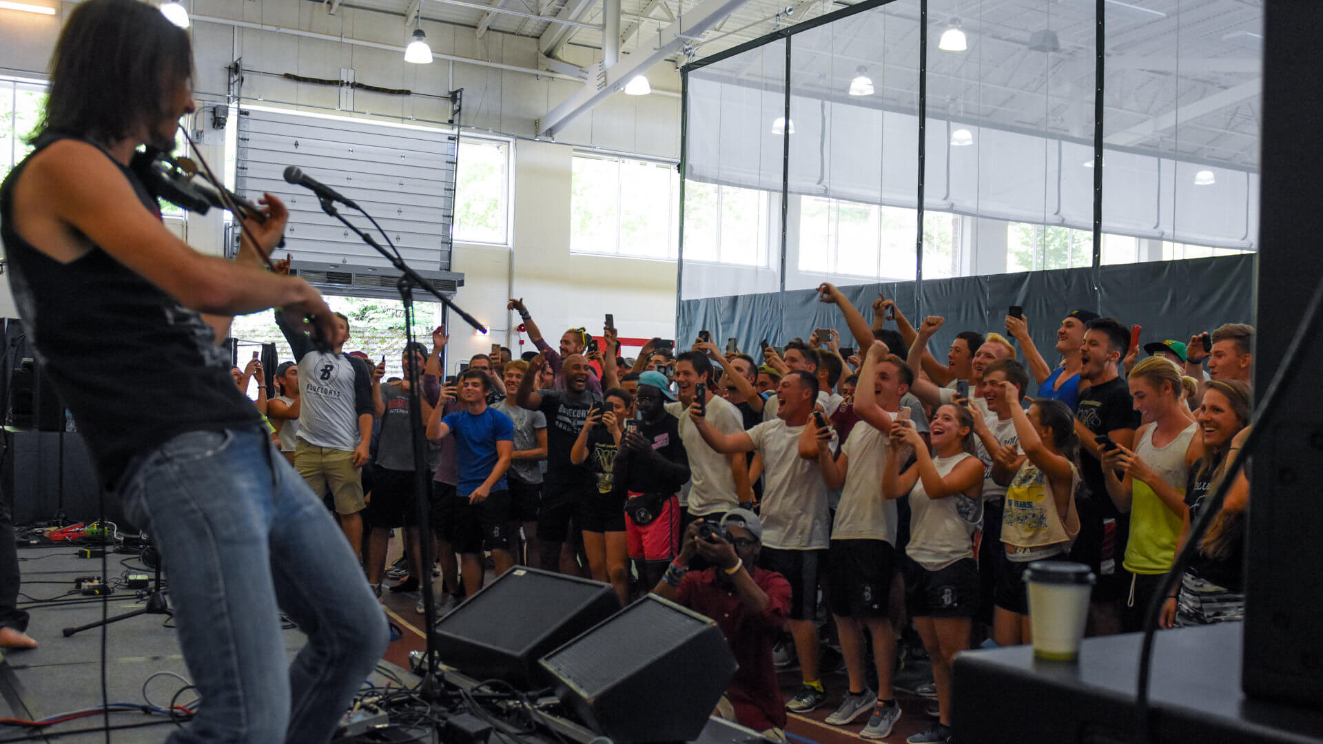 Bluecoats wrap spring training with a big Thank You (Scientist)