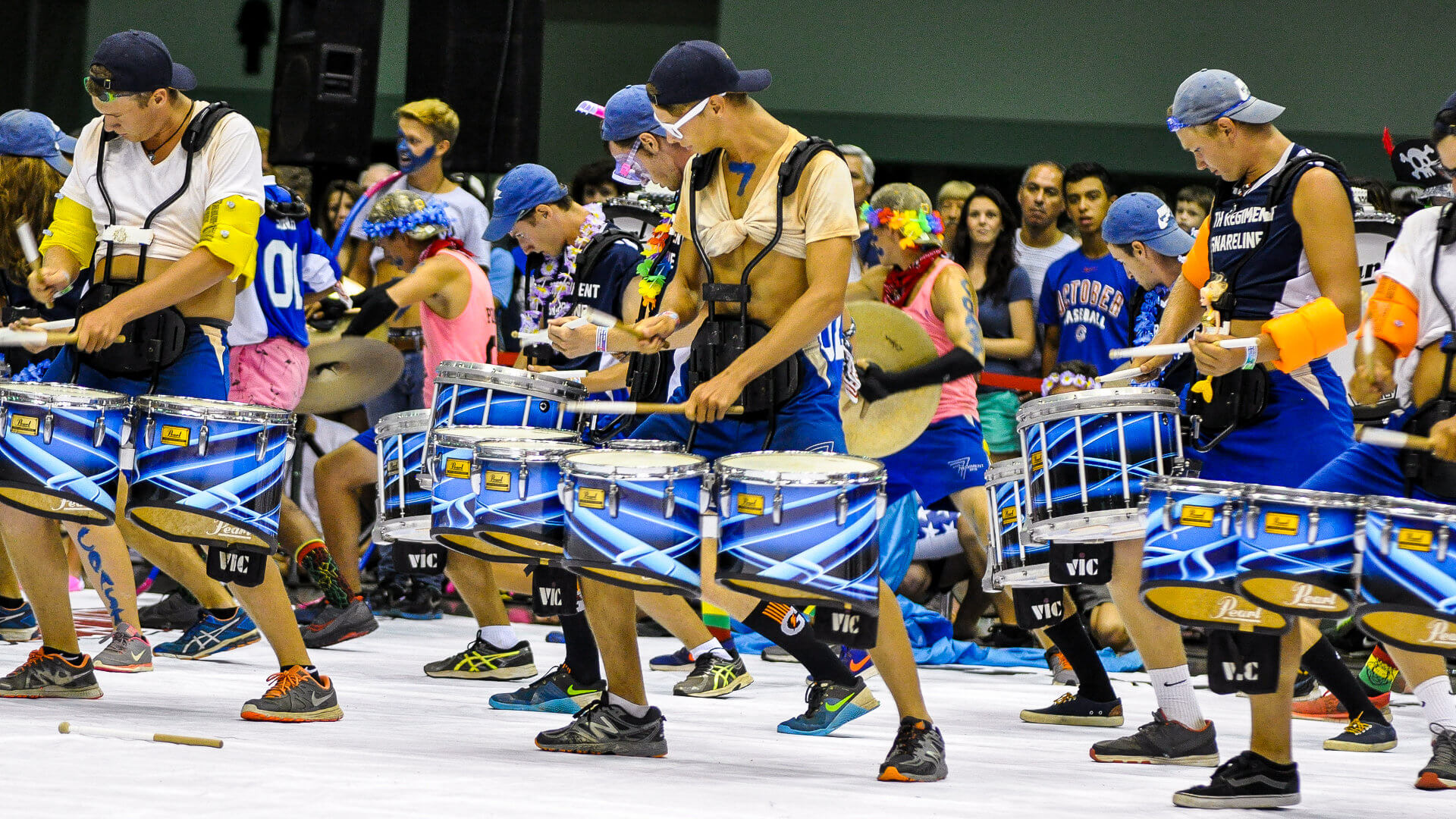 DrumLine Battle teams throw down in fourth-annual Indy event