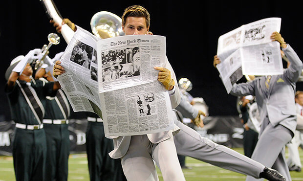 Spotlight of the Week: 2011 Madison Scouts, 'New York Morning'