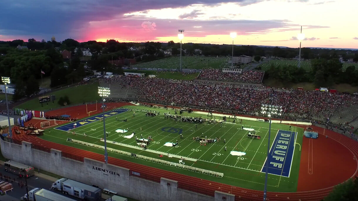 Proof positive Allentown belongs on your drum corps bucket list