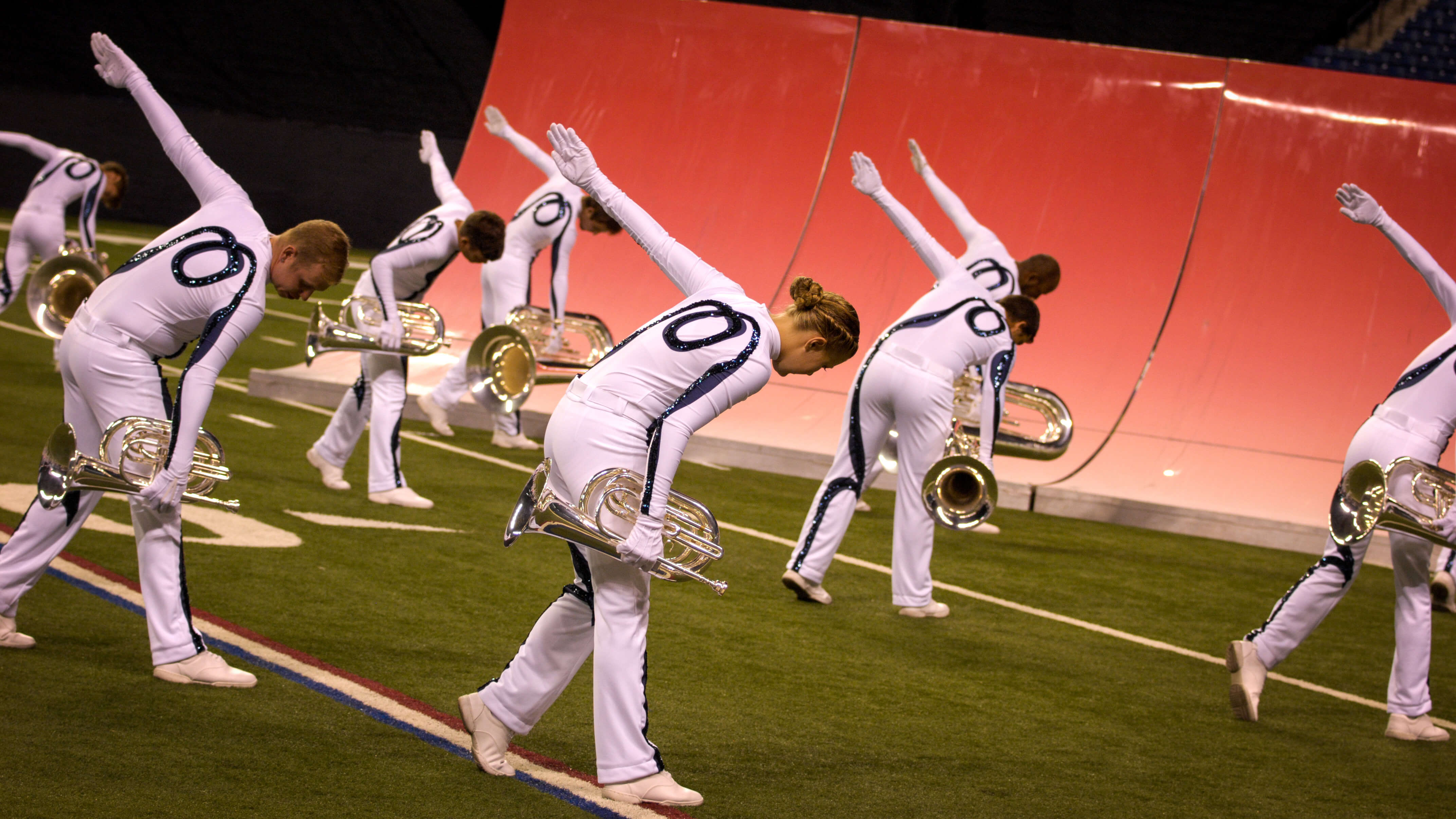 Bluecoats land on top with 'Down Side Up'