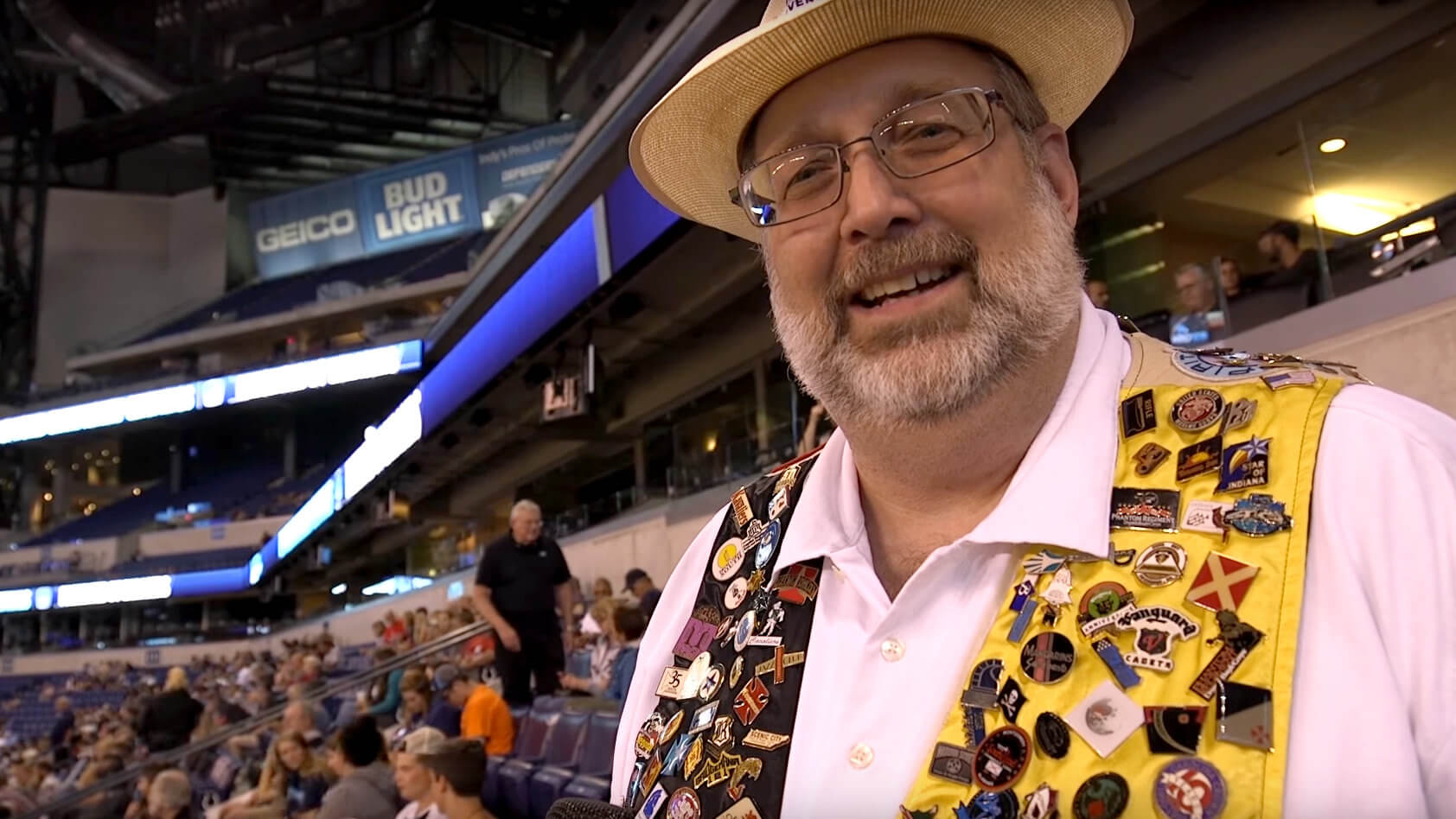 Super fan has a vested interest in drum corps