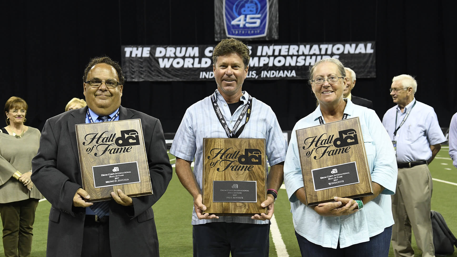 DCI Hall of Fame - Overview