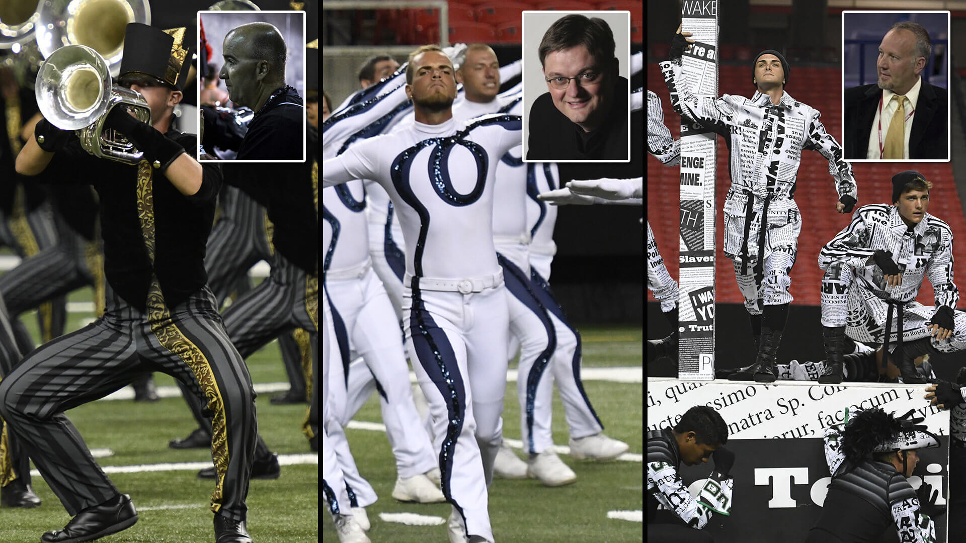 Field Pass Podcast: From drum corps to high school fine arts