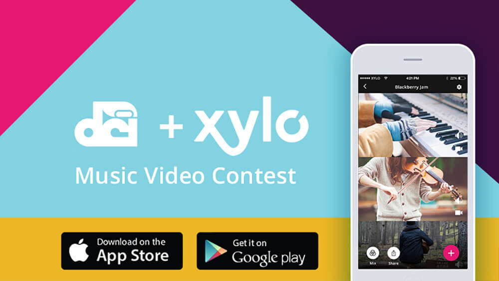 CONTEST: Make your own music video!