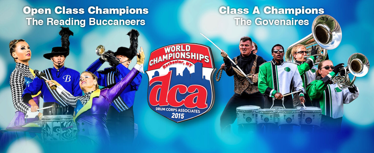 Buccaneers cruise to fourth straight DCA World Championship title