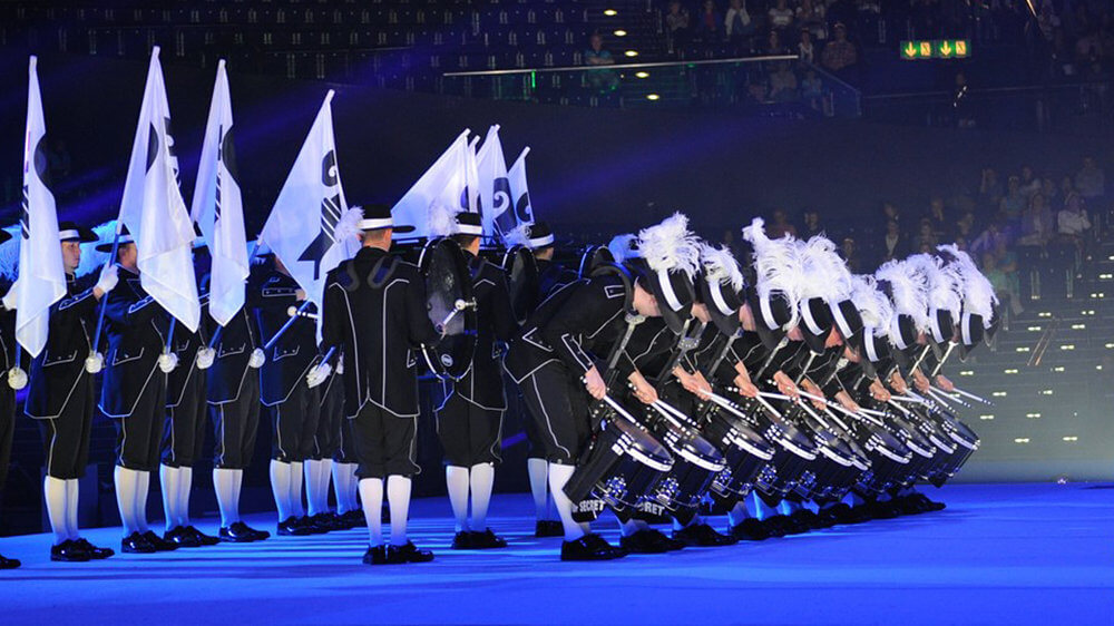 Top Secret, military groups set to go head-to-head in DrumLine Battle