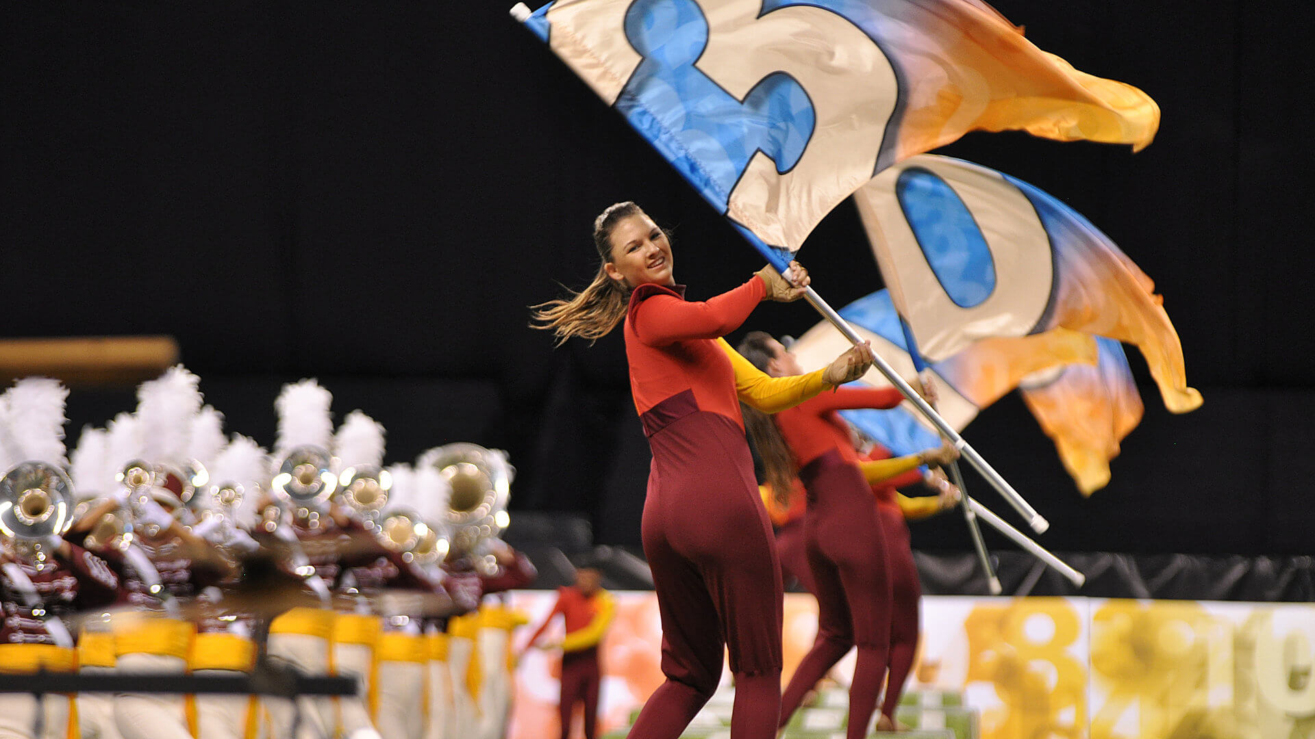 Cadets make it count during Indianapolis opener