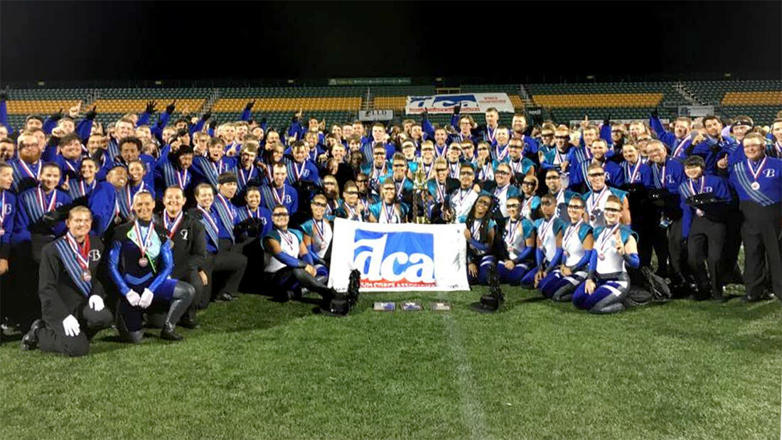 Buccaneers back on top at DCA World Championship