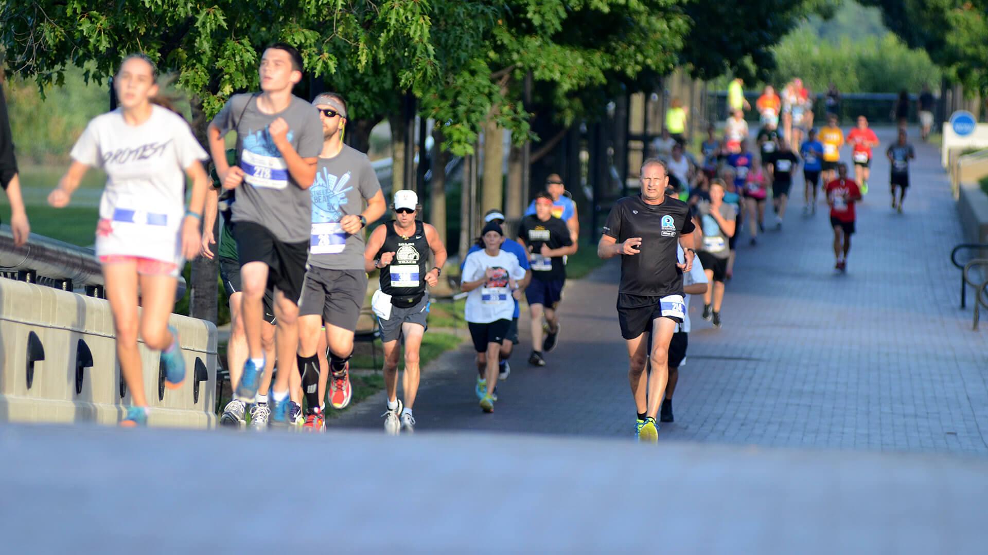 Street Beat 5K run/walk returns to World Championship festivities