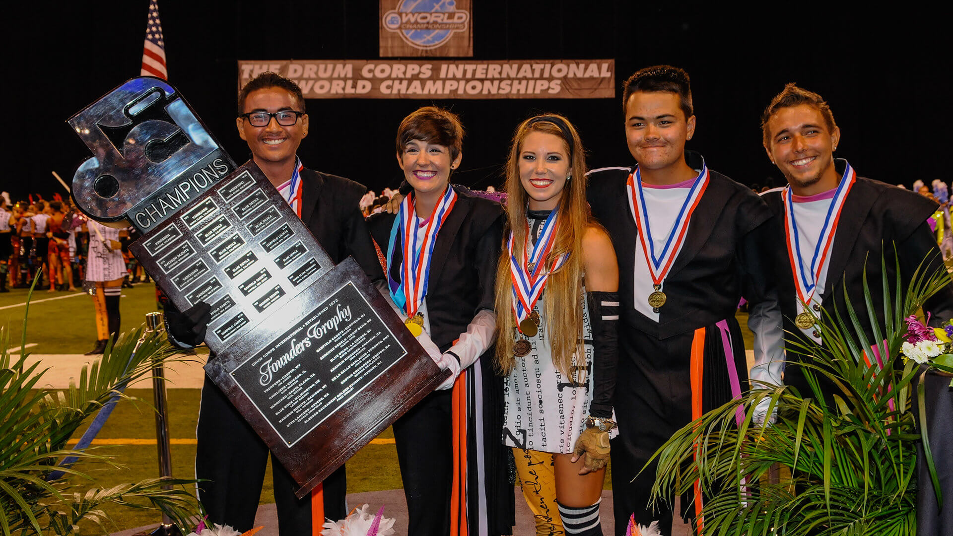 Top headlines of the 2015 DCI World Championships