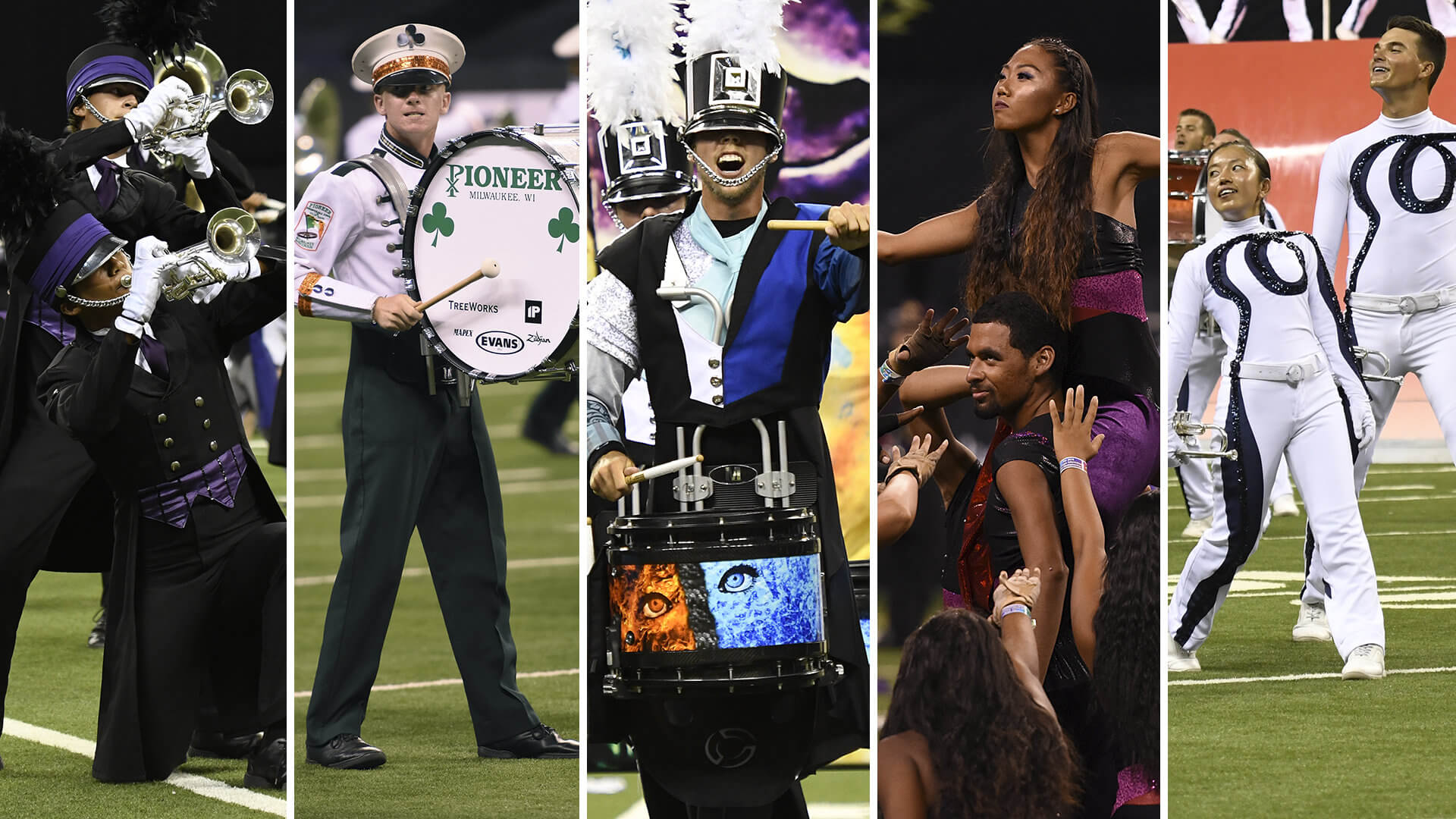 DCI On-Demand library expanded with 2016 World Championship performances