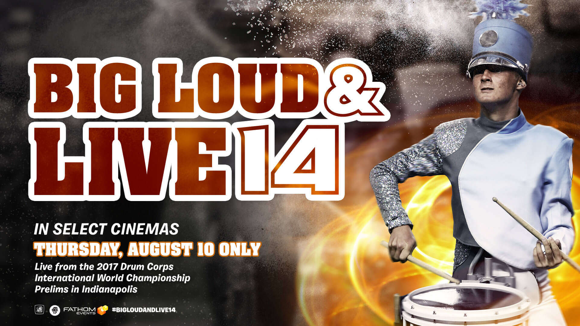 'Big, Loud & Live' returns to movie theaters on August 10