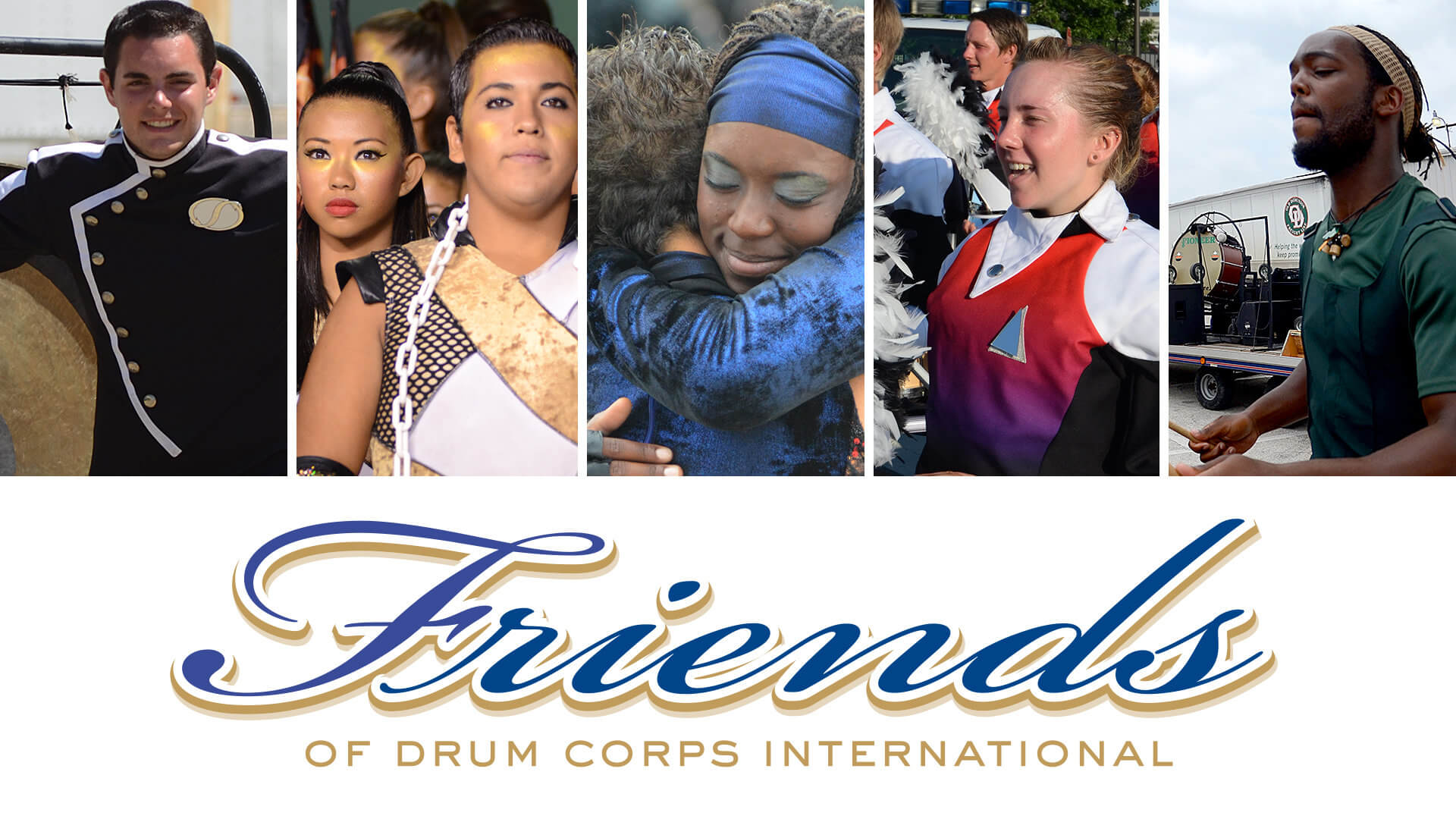 Friends of DCI: Encourage and experience achievement at a higher level
