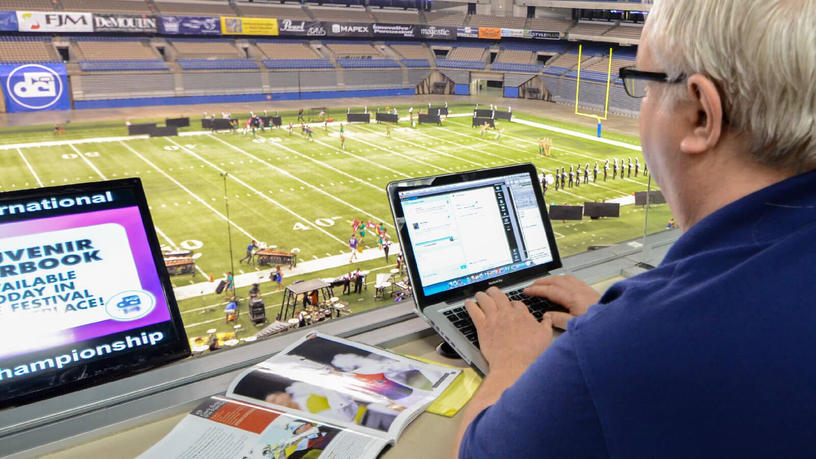 Live Blog: 2015 DCI Southwestern Championship