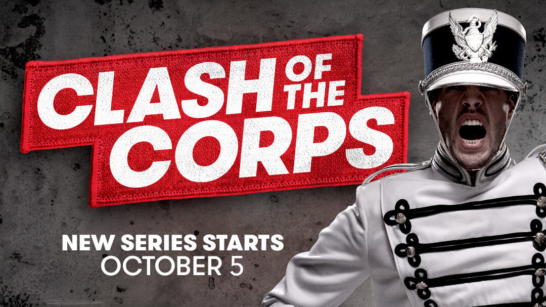 How to watch/stream the premiere of the new 'Clash of the Corps' TV series